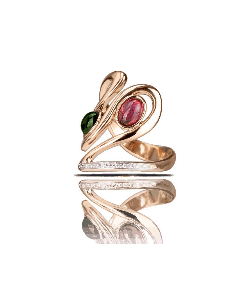 Silvia Kelly Lake Como - Lecco jewelry - Italian jewelry - Flaviana Ring