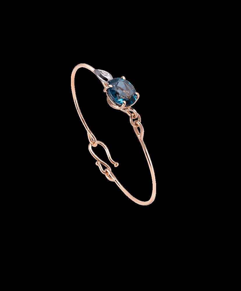Silvia Kelly - Gioielleria Lecco - porta gioielli - Bracciale London Blue