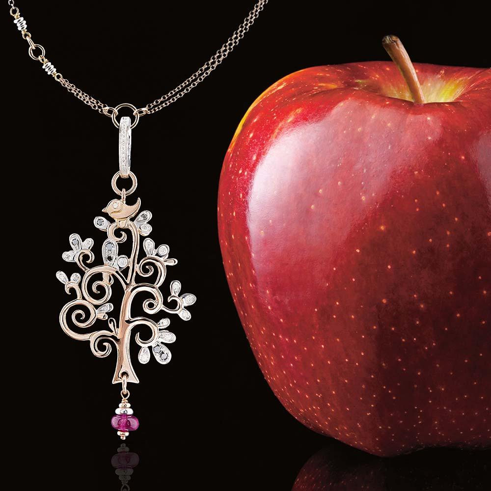 Silvia Kelly Lake Como - Lecco jewelry - Italian jewelry - Albero Vita Collection