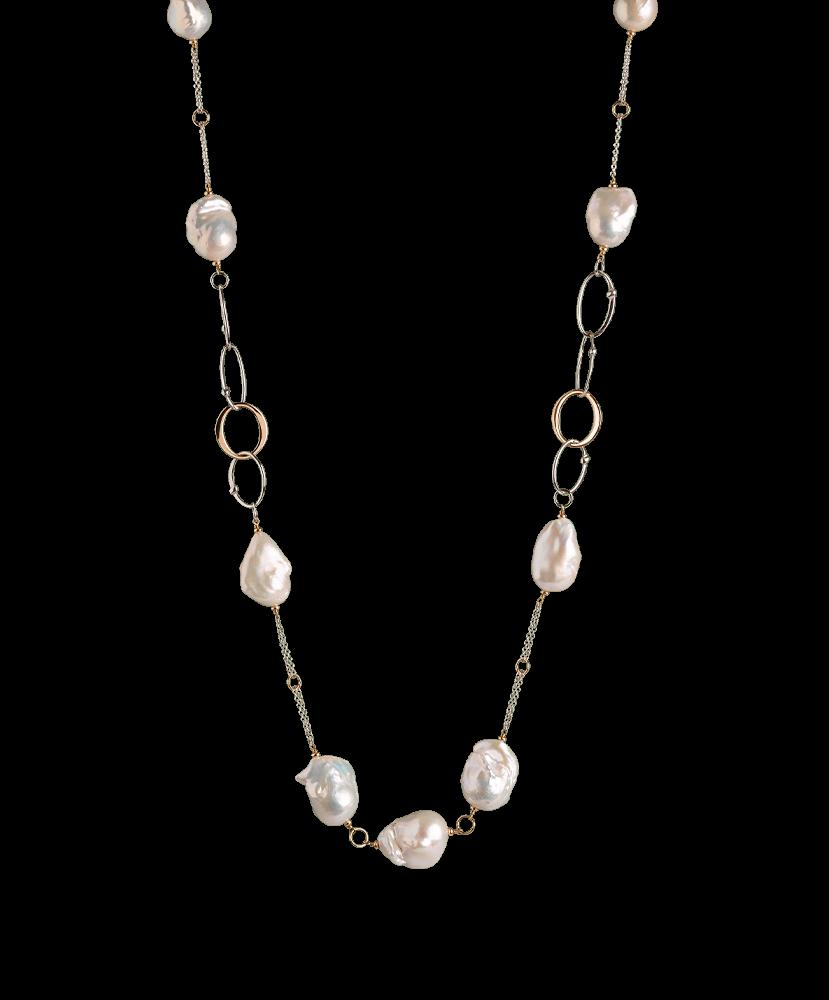 Silvia Kelly Lake Como - Lecco jewelry - Italian jewelry - Allison Necklace