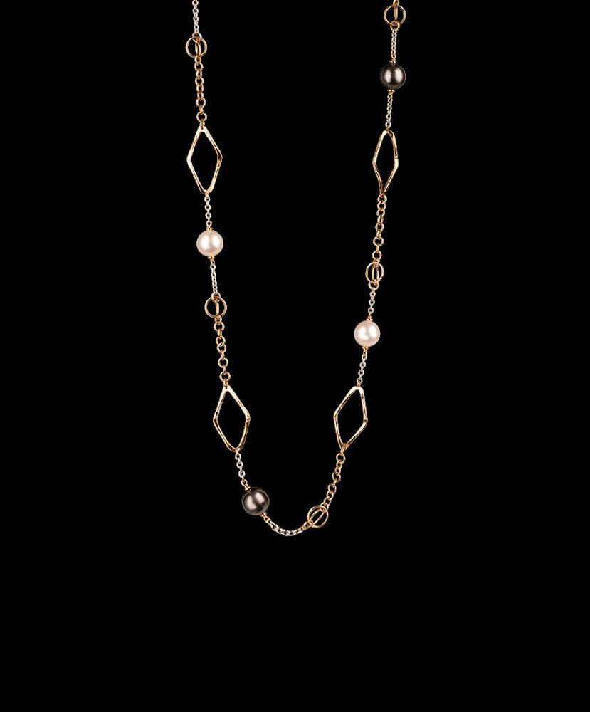 Silvia Kelly - Lecco jewelry - Italian jewelry - Prisca Necklace