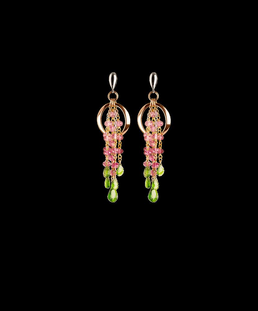 Silvia Kelly Lake Como - Lecco jewelry - Italian jewelry - Dafne Earrings