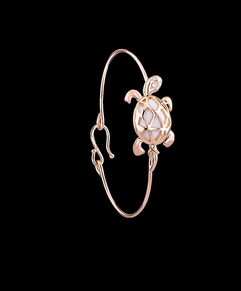 Silvia Kelly Lake Como - Lecco jewelry - Italian jewelry - Tartaruga bracelet