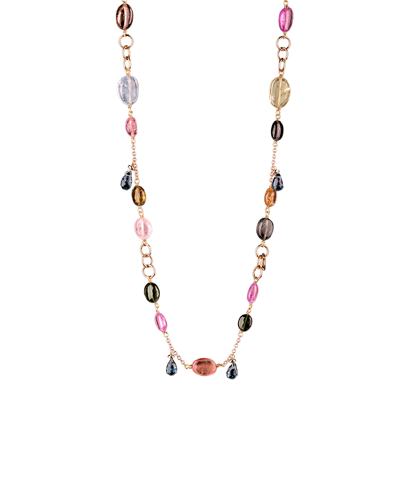 Silvia Kelly Lake Como - Lecco jewelry - Italian jewelry - Zelinda Choker