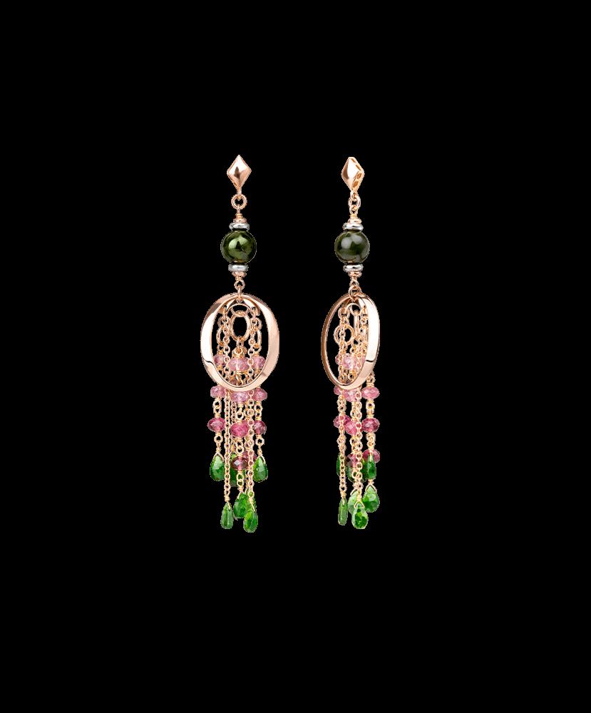 Silvia Kelly Lake Como - Lecco jewelry - Italian jewelry - Drusilla Earrings